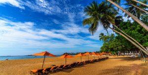beaches south coast unawatuna