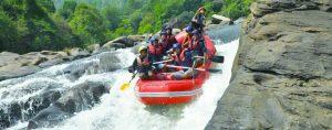 white water rafting kitulgala sri lanka
