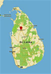 UNESCO World Anuradhapura Ancient City Sri Lanka