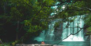 Falls Sri Lanka