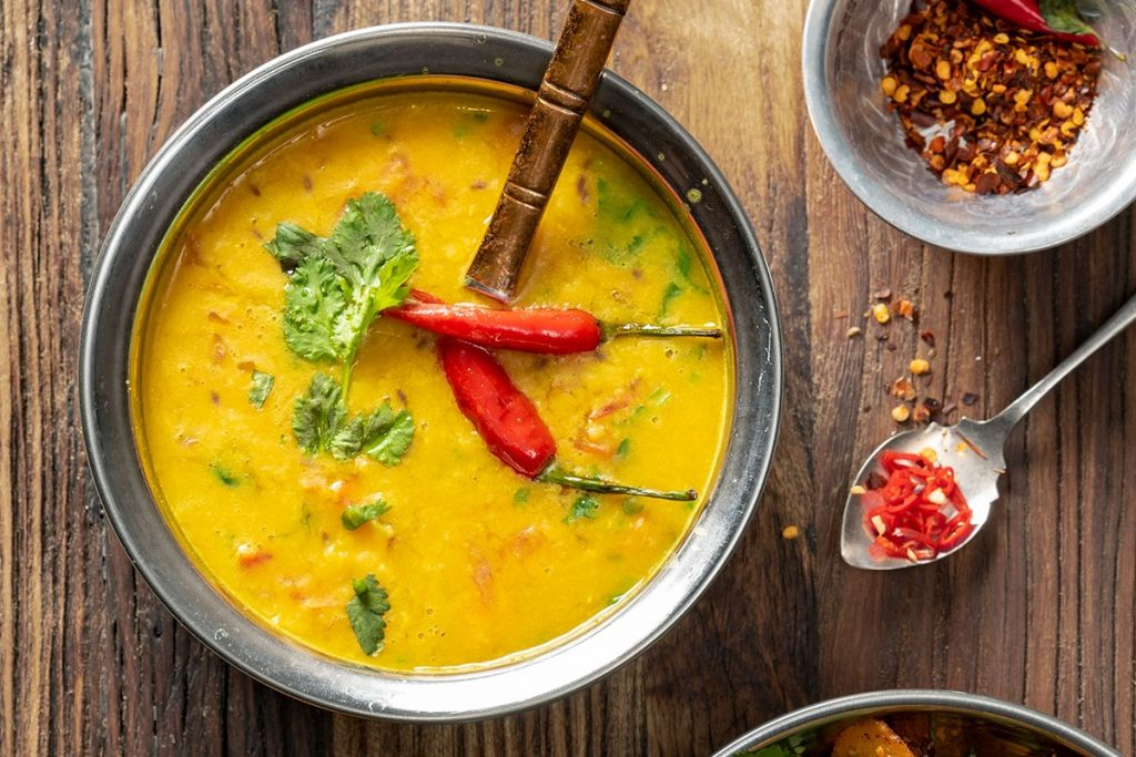Sri Lanka Dhall curry