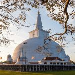 Anuradhapura World UNESCO site - Ruwanweliseya | Sri lanka