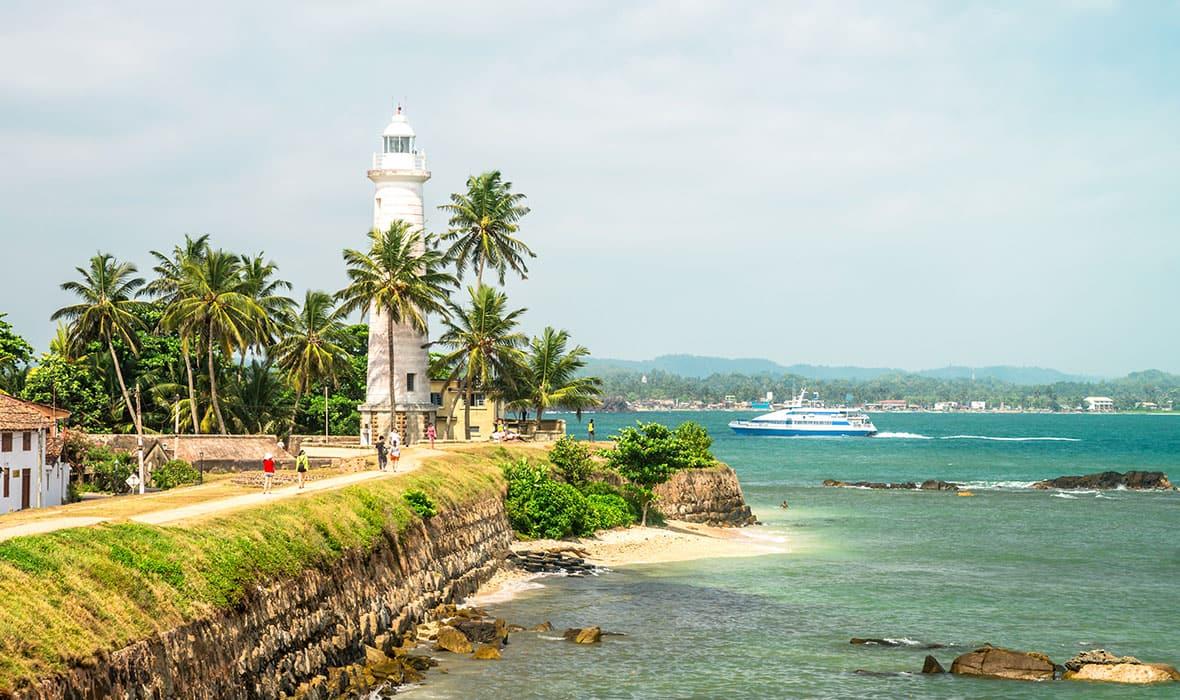 Galle fort Sri lanka #1