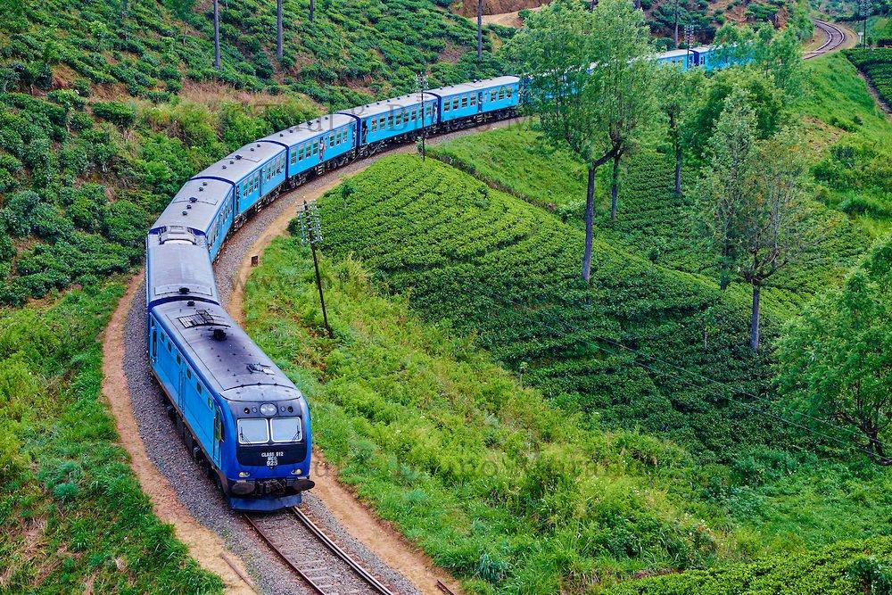 Haputale train ride